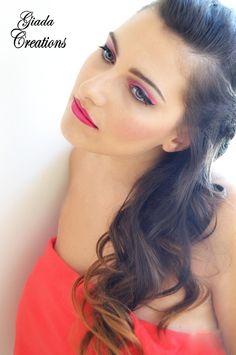 Model, make up & hair by Giada Creations