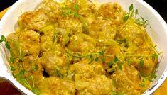 Mozzarella, Cauliflower, Curry, Meat, Chicken, Vegetables, Ethnic Recipes, Blog, Curries