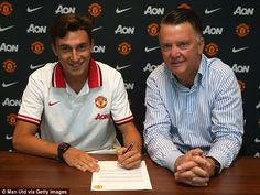 Darmian has put pen to paper on a four-year-deal at Old Trafford, completing what he calls...