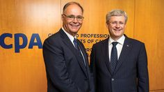 The Harper government forged a partnership with a major Canadian accounting association at the same time as the group sought to fight the CRA in court to shield the files of multimillionaires who had stashed money offshore.