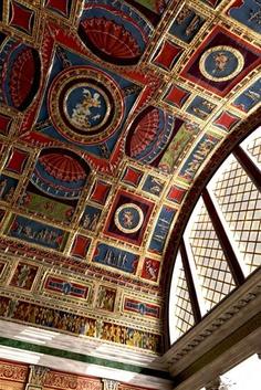Ricostruzione grafica della Domus Aurea by Emperor Nero
