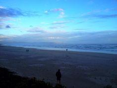 New beach found #hermanus #winter #solitude #southafrica