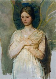 It's About Time: The Angels of American Abbott Handerson Thayer 1849-1921