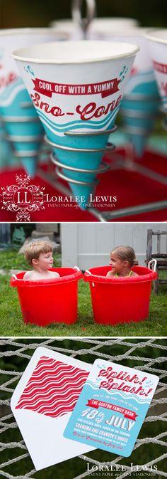 Splish Splash Collection by Loralee Lewis www.LoraleeLewis.com