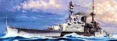 1941 HMS Repulse