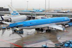 KLM (Royal Dutch Airlines) McDonnell Douglas MD-11  PH-KCF / CF-006 (cn 48560/578)