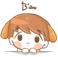 Baekhyun cute fanart exo chibi