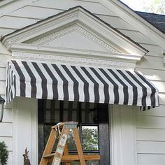 After our recent feature on making windows more energy efficient we thought that this project that shows how to make your own window or door awning would tie in nicely, and it's a reasonably easy DIY project.  http://www.easydiy.co.za/index.php/make/458-easy-diy-window-or-door-awning