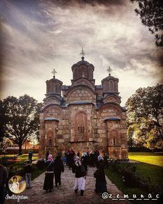 Gračanica Monastery, Kosovo and Metohija, Serbia | Манастир Грачаница, Косово и Метохија, Србија | Photo: z_e_m_u_n_a_c