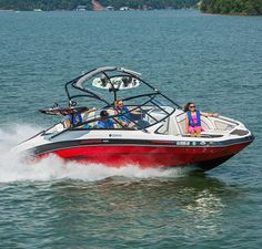 Yamaha Boats AR240 High Output Boats N Thangs Boat Wakeboard Boats Boat Console