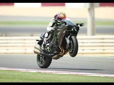 The 2015 Kawasaki Ninja H2R - Official Video Introduction - YouTube
