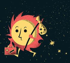 My Little Runaway A runaway star moves through space at an abnormally high velocity. Scientists are able to track it by the glowing trail of particles the star picks up as it goes. Scientists, Fun Facts, Trail, Illustration Art, Science, Stars, The Scientist, Sterne, Flag