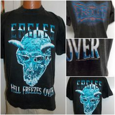 Vintage 1994 Eagles Hell Freezes Over by PfantasticPfindsToo