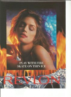 Items similar to 1995 Advertisement 2 Page Cindy Crawford for Fire & Ice Cool Fragrance by Revlon Cologne Spray Black and Orange Supermodel Wall Art Decor on Etsy Revlon Fire And Ice, On Thin Ice, Certificate Frames, Ice Cooler, Advertising, Ads, Cologne Spray, Fade Out, Cindy Crawford