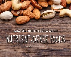 6 nutrient-dense foods that'll fuel your workout (and your life!). | Fit Bottomed Eats