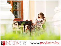Настоящая белорусская одежда / The present Belarusian clothes www.modaurs.by