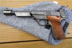 High Standard 107 Military Olympic ISU .22 Short (Spacegun)