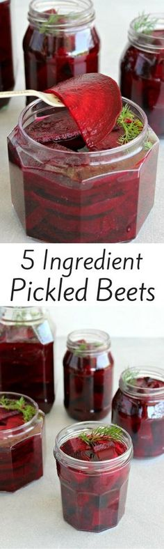 when I eventually get enough beetroots, would love to pickle some (Kym)