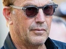 c60ec53915dd It looks like Kevin Costner is wearing Oliver Peoples Sheldrake sunglasses
