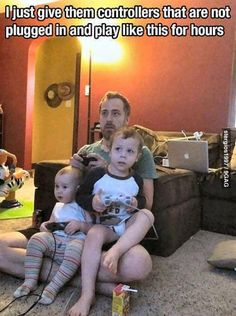 Awesome dad..