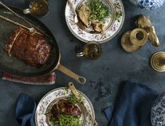 Meatloaf is a classic comfort food recipe and lately we've been loving Daphne Oz's recipe, which has an Asian twist. Her recipe for Hoisin-Glazed Pork and Turkey Meatloaf from her new c… Meatloaf Glaze, Diet Recipes, Healthy Recipes, Healthy Meals, Hoisin Sauce, Soy Sauce, Turkey Meatloaf, Glaze Recipe, Ground Turkey Recipes