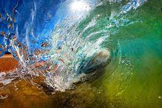 Wellen bei Hawaii Fotografen: CJ Kale & Nick Selway