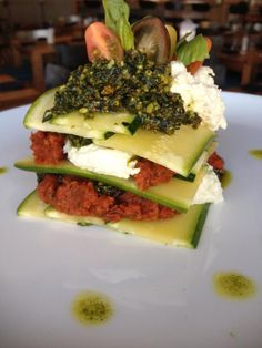 YUMMY Raw Food Lasagna