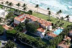 The former Kennedy Estate on February 2, 2009. (Richard Graulich/The Palm Beach Post)