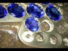 Sertissages - Label Joaillerie de France - YouTube