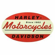 Amazon.com - Harley-Davidson® 1903 Oval Metal Sign