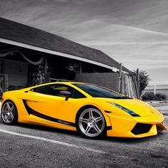 Look at this Stunning Lamborghini Gallardo Superlegga on Carhoots.com