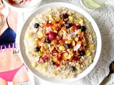 oatmeal with musli