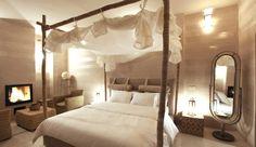poster bed, Riad Joya (Marrakech, Morocco) - Jetsetter