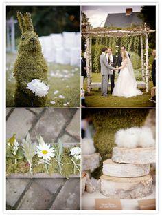 Hamptons Garden Wedding