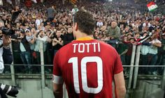 One of my favorite non-United players, Francesco Totti