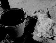 Ivan's Childhood (1962, Andrei Tarkovsky) /  Cinematography by Vadim Yusov
