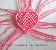 corazon #macrame