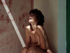 Sam Haskins - Santorini, 1983