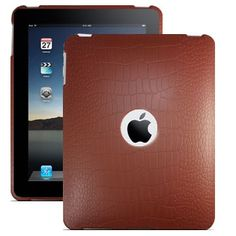 Mamba (Brun) iPad Deksel Ipad Covers, Ipad 1, Iphone, Silicone Rubber