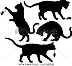 Resultado de imagen para gato vector