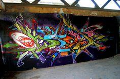 Graffiti Art/Mural Yes B graffiti