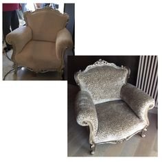 Restored armchair Furniture Restoration, Recliner, Armchair, Lounge, Home Decor, Chair, Sofa Chair, Airport Lounge, Single Sofa