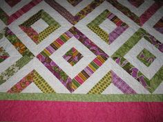 Tube Quilting variation tube quilting 6 strips plain pattern plain, pattern plain pattern.