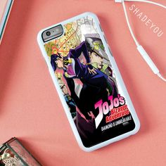 JoJo's Bizarre Ad... shop on http://www.shadeyou.com/products/jojos-bizarre-adventure-anime-iphone-7-case-iphone-6-6s-plus-iphone-5-5s-se-google-pixel-xl-pro-htc-m10-samsung-galaxy-s8-s7-s6-edge-cases?utm_campaign=social_autopilot&utm_source=pin&utm_medium=pin #phonecases #iphonecase #iphonecases
