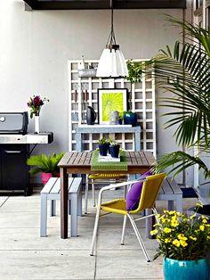 18 Easy Outdoor Room Ideas   Small Garden Ideas