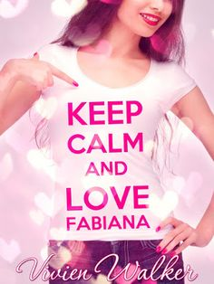 il confine dei libri: Keep calm and love Fabiana