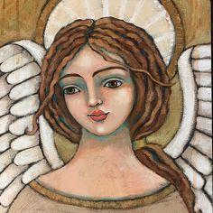Illustration Techniques, Art Faces, Portrait Paintings, Angel Art, State Art, Disney Characters, Fictional Characters, Folk, Mixed Media
