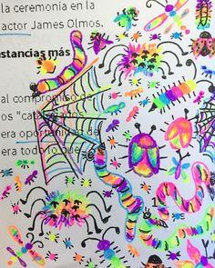 rainbow buggies ( yes these are doodles on my Spanish class work lol ) Soft Grunge, Kawaii, Majora Mask, Ibuki Mioda, Gothic, Rainbow Aesthetic, Emo Scene, Best Friend Goals, Thing 1