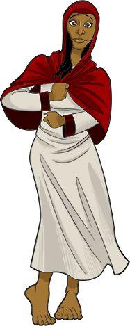 Meet Zipporah, Moses' wife.