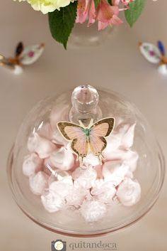 Chá de Bebê Borboletas - Butterfly Baby Shower Bella Fiore.